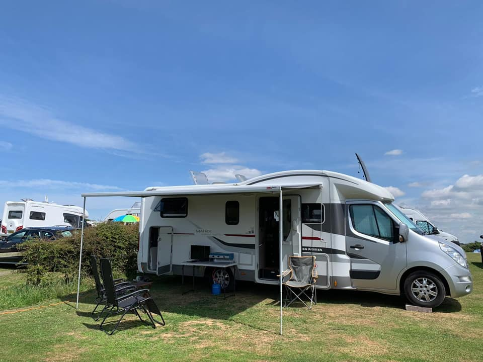 Big Bertha - 6 berth motorhome