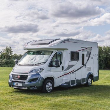 Betty - 4 berth motorhome