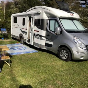 Big Bertha - 6 Berth Adria Matrix