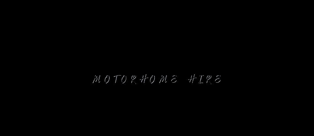 Abergavenny Motorhome Hire