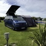VW Camper Van Available To Hire